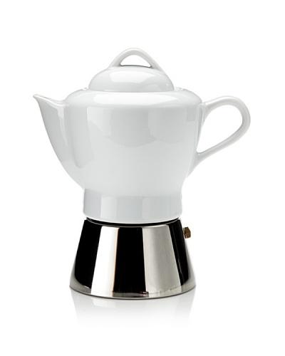 """Cilio Premium """"Nicole"""" 4-Cup Coffee Maker"""