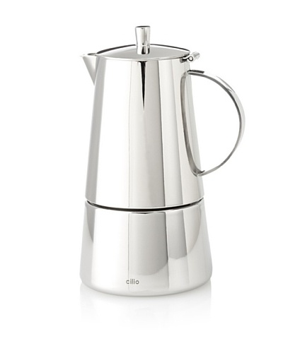 "Cilio Premium ""Treviso"" 6-Cup Coffee Maker"