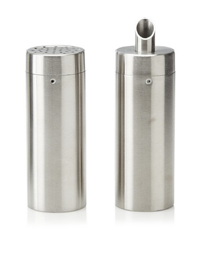 Cilio Premium Chocolate Powder Shaker & Sugar Dispenser Set