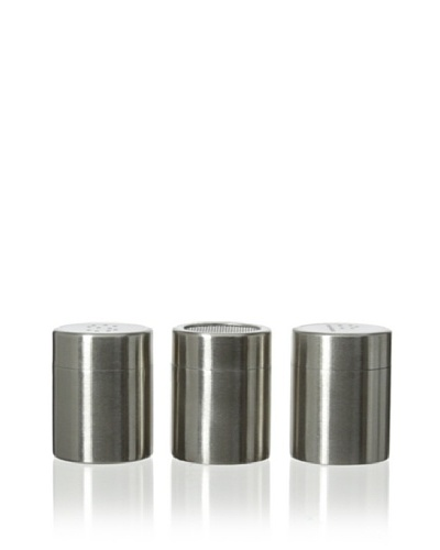 Cilio Premium Set of 3 Mini Shakers