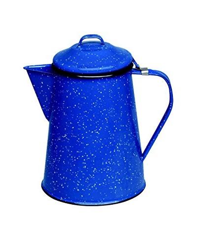 Cinsa 2-Qt. Coffee Pot With Percolator