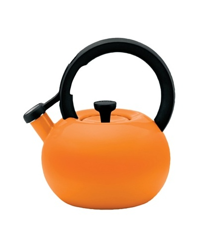 Circulon 2-Qt. Circles Teakettle, Mandarin Orange