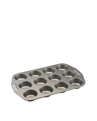 Circulon Nonstick Bakeware 12-Cup Muffin and Cupcake Pan