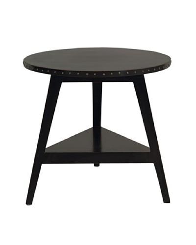 City Scape Cricket Table, Black