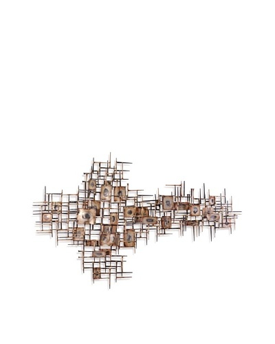 C'Jere Troy 3-Dimensional Wall Sculpture