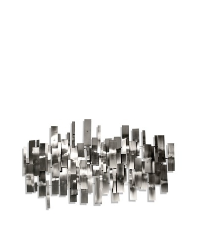 C'Jere by Artisan House Indulgence Steel Wall Sculpture