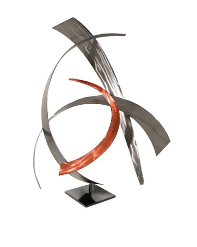 C'Jere by Artisan House Supersonic 3-Dimensional Steel Sculpture