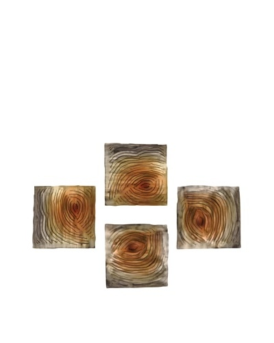 C'Jere by Artisan House Glimmer 3-Dimensional Wall Sculpture