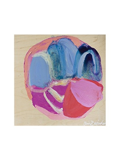 "Claire Desjardins ""Happy Memory"" Embellished Giclée Print"