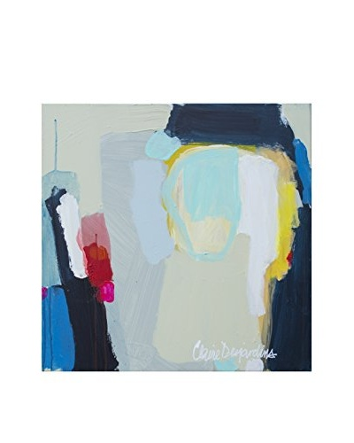 """Claire Desjardins """"A Hundred"""" Embellished Giclée Print"""