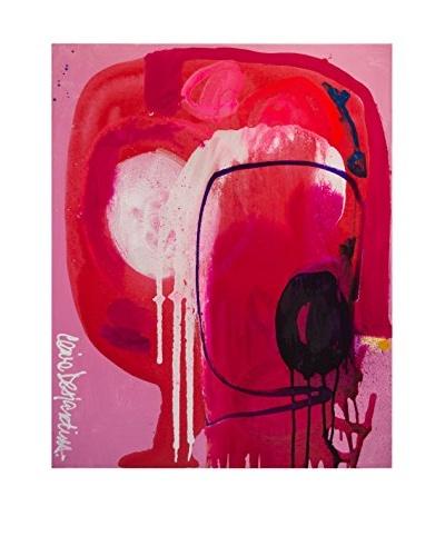 "Claire Desjardins ""Seventeen"" Embellished Giclée Print"