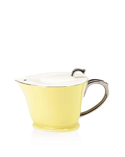 Classic Coffee & Tea Teapot [Banana Yellow/Platinum]