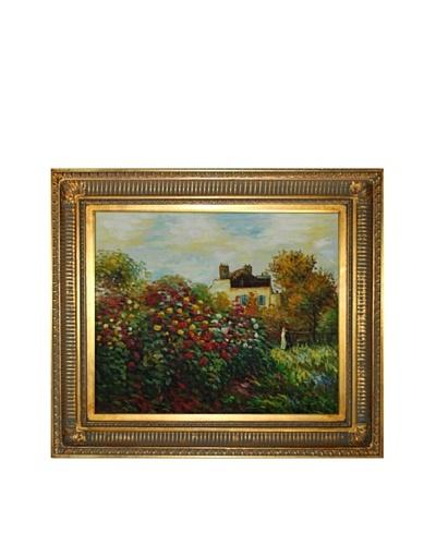Claude Monet The Artist's Garden