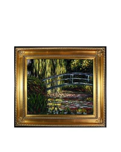 Claude Monet The Japanese BridgeAs You See