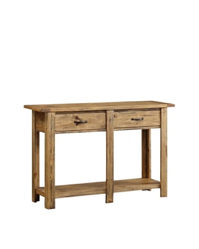 Coast to Coast Two-Drawer Table