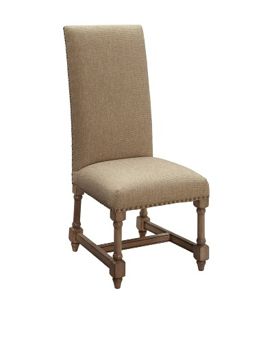 Coast To Coast Set of 2 Accent Chairs, Beige