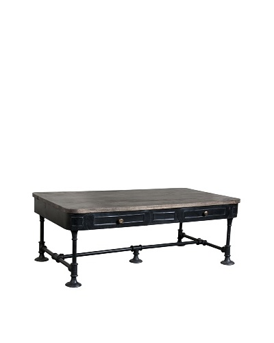 Coast To Coast Cocktail Table, Black