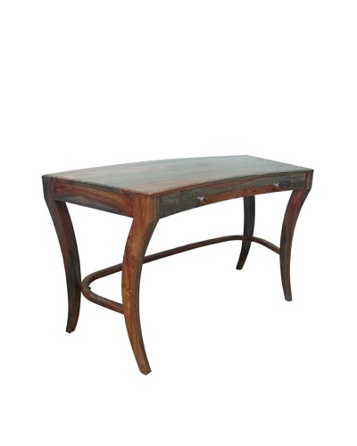 Coast To Coast Lincoln Desk, Brown