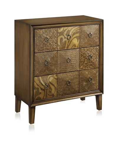 Coast to Coast Harrington Chest, Gold