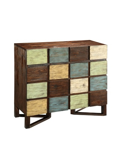 Coast to Coast Rogers Cabinet, Multi Colored