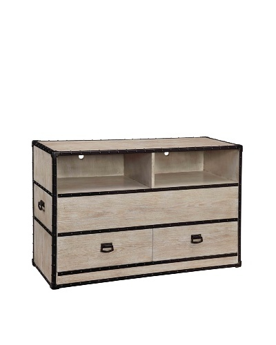 Coast To Coast Madison Media Console, Grey