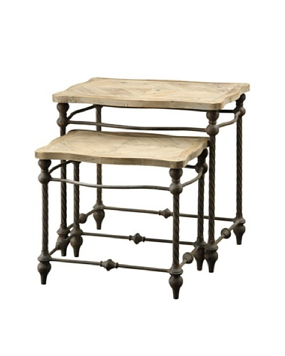 Coast to Coast Two Tier Nested Table