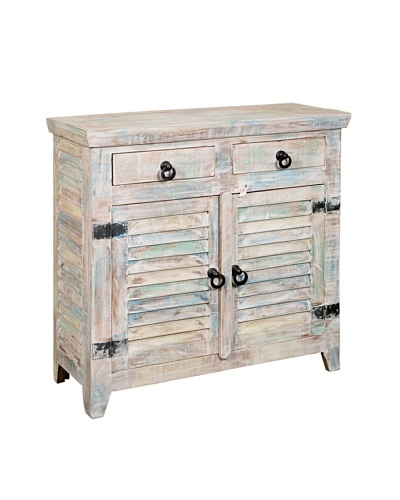Coast to Coast Double Door Accent Cabinet with Drawers
