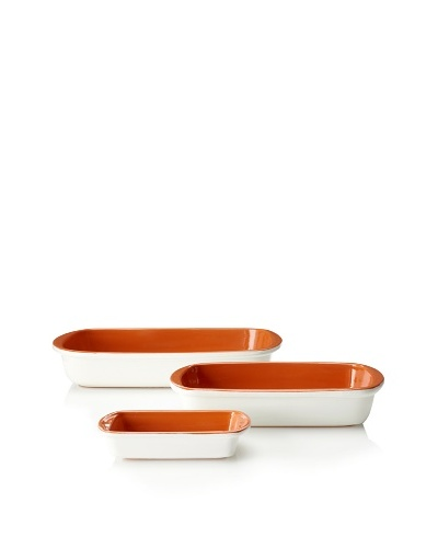 COLI 3-Piece Rectangular Baker Set