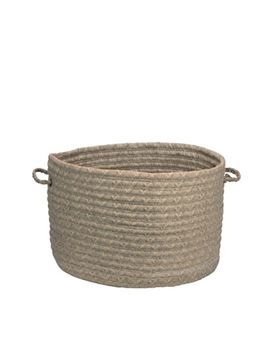 Colonial Mills Solid Fabric Print Basket