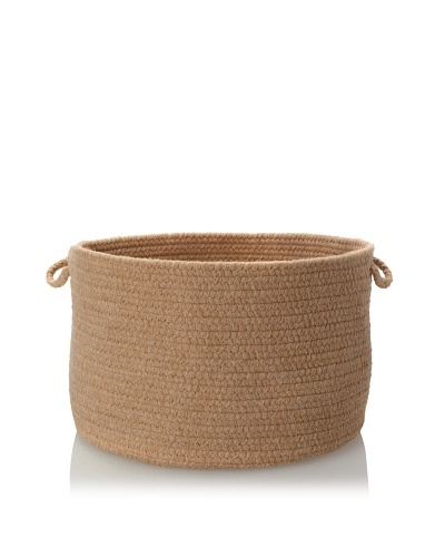 Colonial Mills Soft Solid Storage Baskets, Haystack