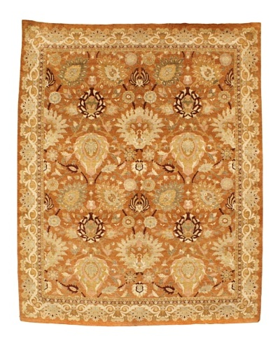 nuLOOM Vegetable Dyed Peshawar Rug, 6' x 9'