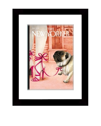Condé Nast New Yorker September 27, 2004 Cover, 9 x 7
