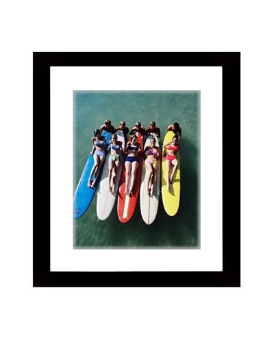 Condé Nast Glamour Jantzen Bikinis & Surfboards 18 x 12