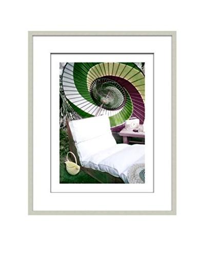 Conde Nast House & Garden Chair And Umbrella Editorial Art