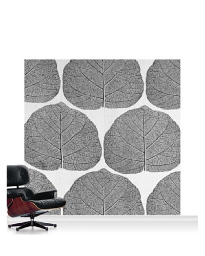Conran Fabric Archive Leaf Standard Mural - 8' x 8'