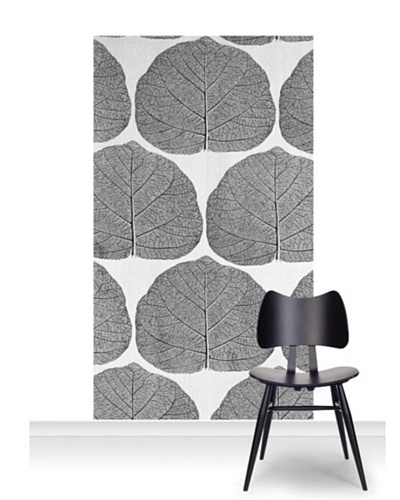 Conran Fabric Archive Leaf Mural [Accent]