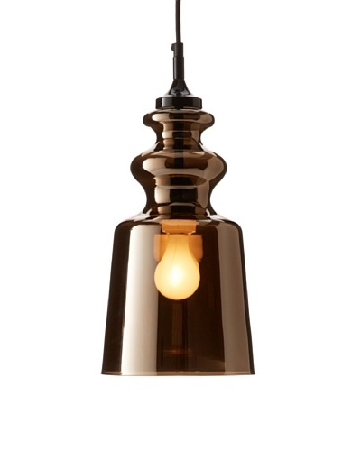 Contardi Cornelia SO Pendant Lamp, Black/Bronze
