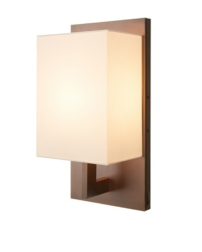 Contardi Coconette AP Wall Sconce, White/Bronze