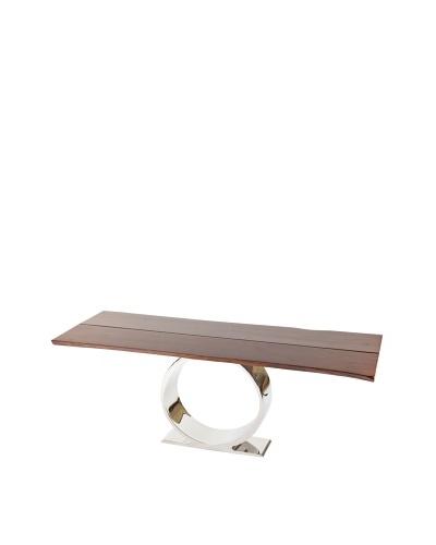 Control Brand Tribeca Table, Walnut