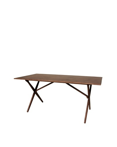 Control Brand Eslov Table, Walnut