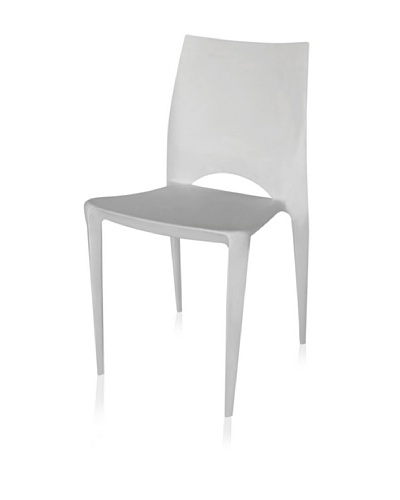 Control Brand Bella Chair, White