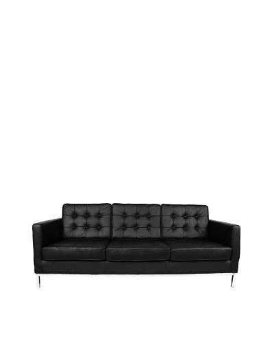 Control Brand Draper Sofa, Black