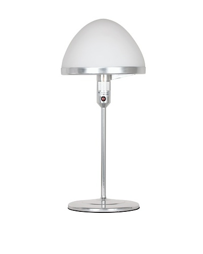 Control Brand Samantha Table Lamp, White