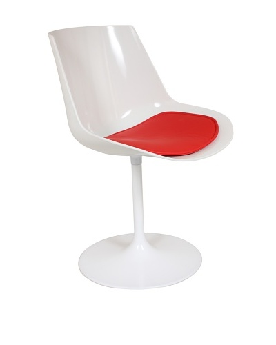 Control Brand Axel Side Chair, Red