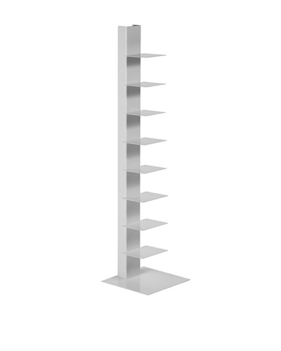 Control Brand Vestfold Tower Shelf, White