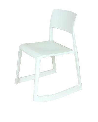 Control Brand Roc-Alot Chair, White