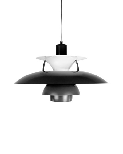 Control Brand Hudson Pendant Light, Black