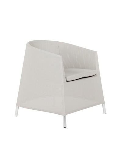 Control Brand Kos Arm Chair, Grey