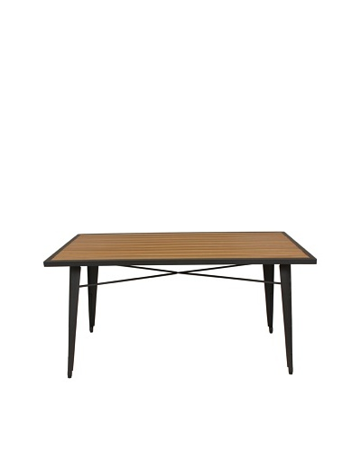 Control Brand Good Form French-Style Outdoor Table