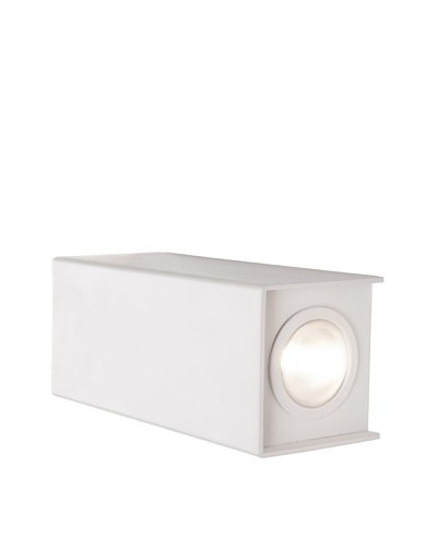 Control Brand The Drammen Wall Sconce, White